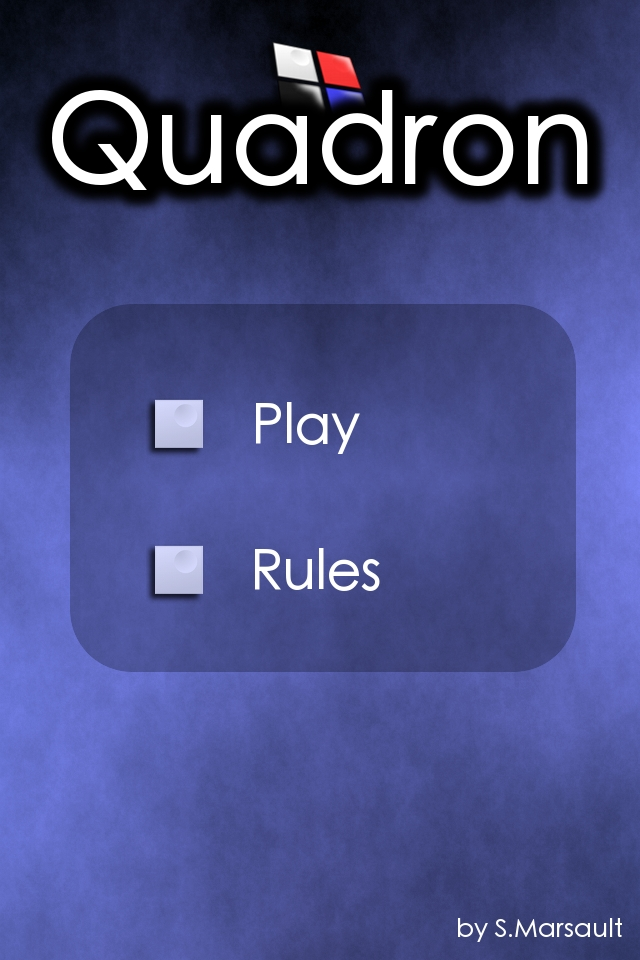 Screenshot Quadron