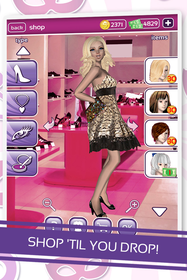 Play Fashion Party Dress Up Game Online Fashion Party